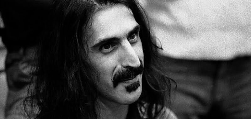 Zappa pictured in 1977