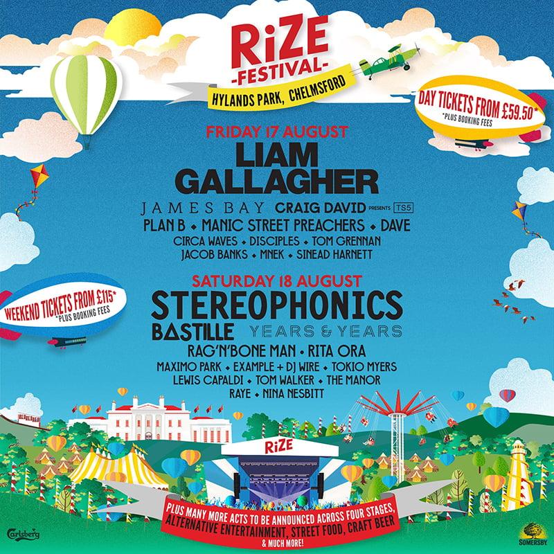 Rize Festival 2018