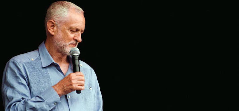 Jeremy Corbyn, Glastonbury 2017, Labour Live