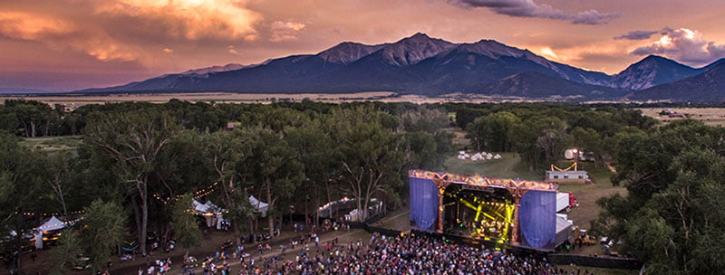 Vertex Festival, Buena Vista, Colorado