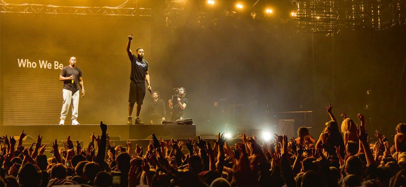 Spotify Who We Be Live, Alexandra Palace