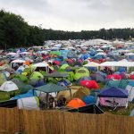 Tents at Defqon 1 2017