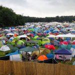 Tents at Defqon 1 2017