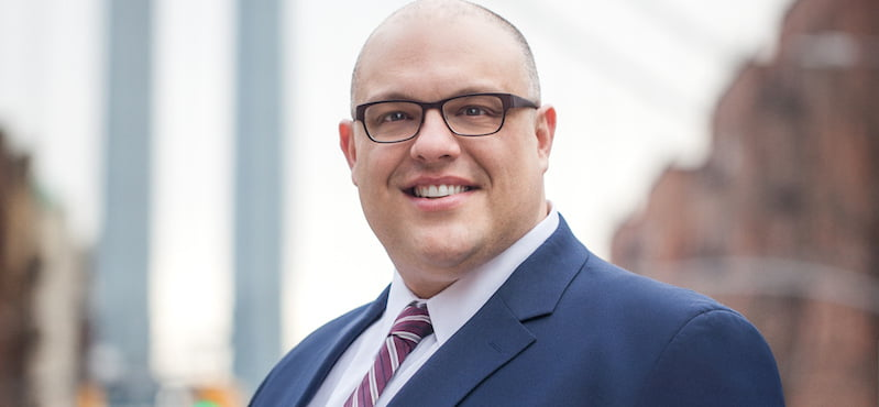 Brooklyn councilman Justin Brannan