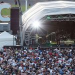 EAY 2018: The NEC used land outside its venues to host the Specials in May 2017