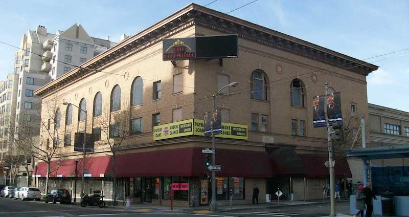 The Fillmore in San Francisco