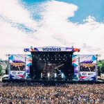 Fans and performers at Wireless 2017