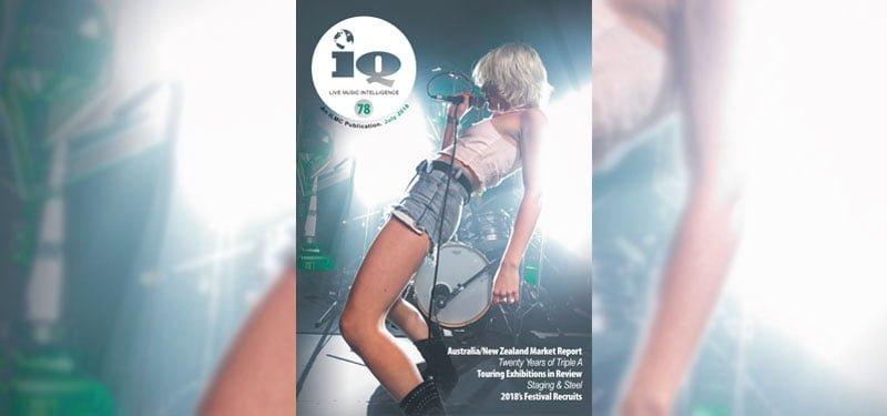 IQ 78 cover