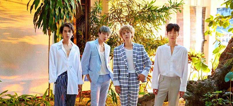 Upcoming concerts by k-pop band WINNER (pictured) have prompted Singapore Police to issue warnings