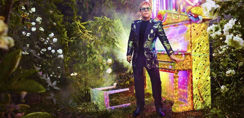 The Farewell Yellow Brick Road tour will end Elton John's 50-year career