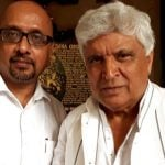 IPRS CEO Rakesh Nigam (left) and chairman Javed Akhtar