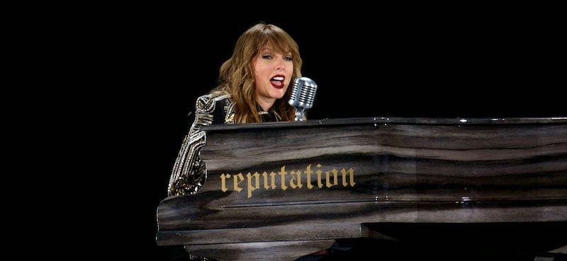 Taylor Swift's Reputation stadium tour becomes a record