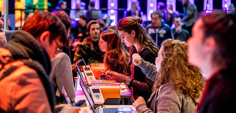 Universe will power ticketing for ESNS 2019 – a first for a Dutch event