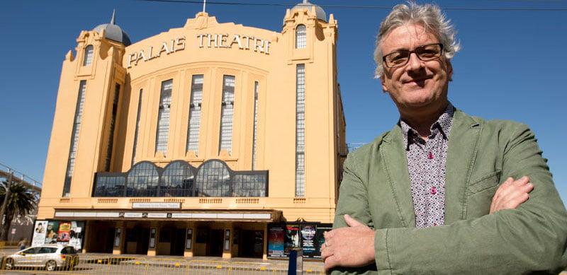 Neil Cox, Palais Theatre St Kilda