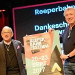Ralph Simon and Hartwig Masuch at Reeperbahn 2017