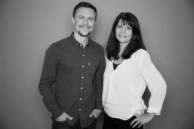 Tobias Habla and Birgit Roth-Wiehler