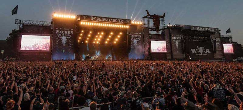 Wacken Open Air has already sold out its 75,000 tickets for next year