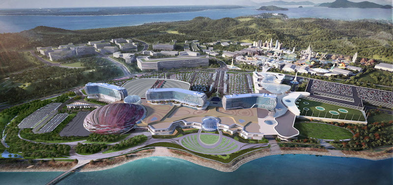 Project Inspire, Incheon, South Korea
