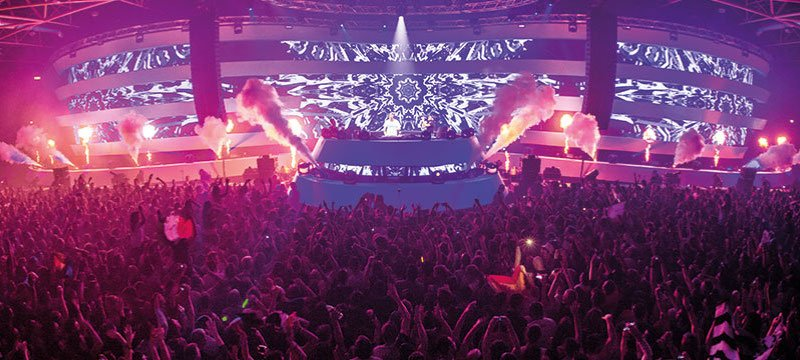 Alda Events' 40,000-cap. A State of Trance is the world's leading trance music event