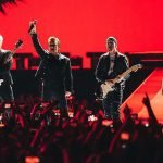 U2's Live Nation-promoted Joshua Tree 2017 tour was last year's most successful, grossing $316m