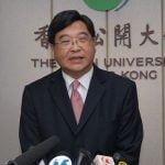 Consumer Council chairman Wong Yuk-shan is also president of Open University of Hong Kong