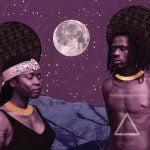Emmanuel Jal and Nyaruach