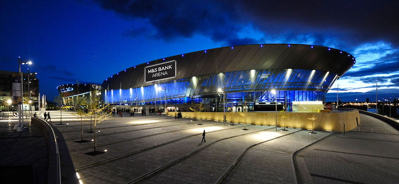 M&S Bank Arena, Liverpool