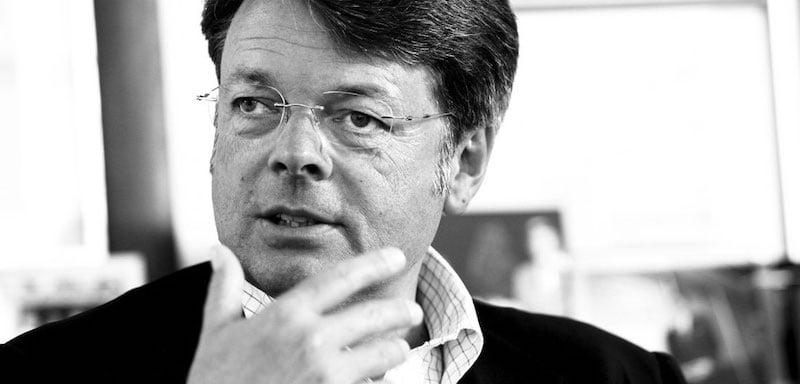 DEAG CEO Peter Schwenkow