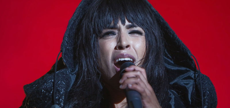 Eurovision 2012 winner Loreen headlined Statement