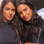 Models Renee and Elisha Herbert topped the Daily Mail's list of 2017's top Oz influencers