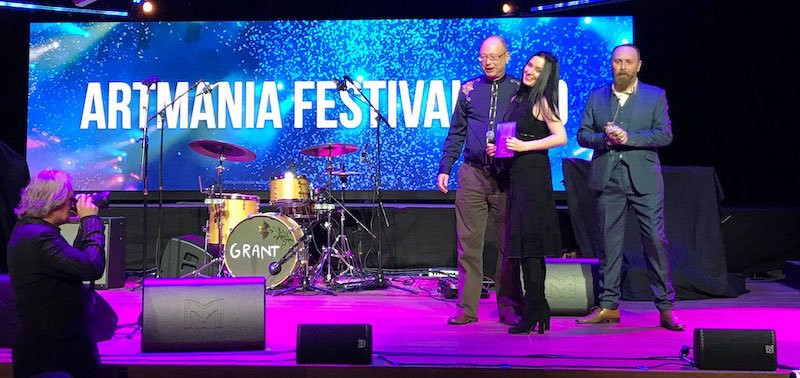 Romania's ARTmania won best small festival