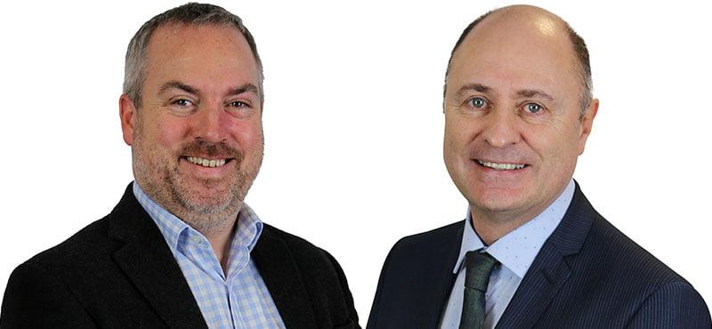 Guy Dunstan, Phil Mead, NEC Group Arenas