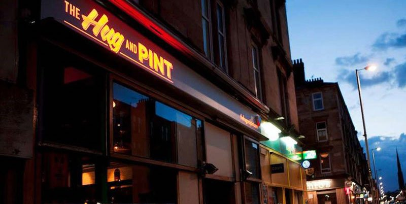 432 Presents owns the Hug and Pint in Glasgow's West End
