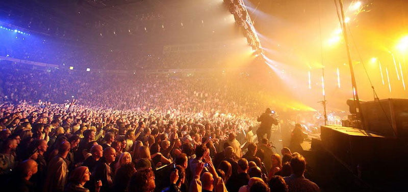 Showsec has handled security for Manchester Arena since 1995