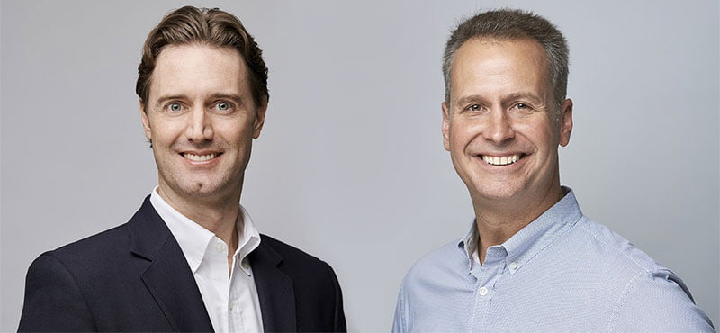 Michael Spirito and Doug Higgins, Sapphire Sport co-leads