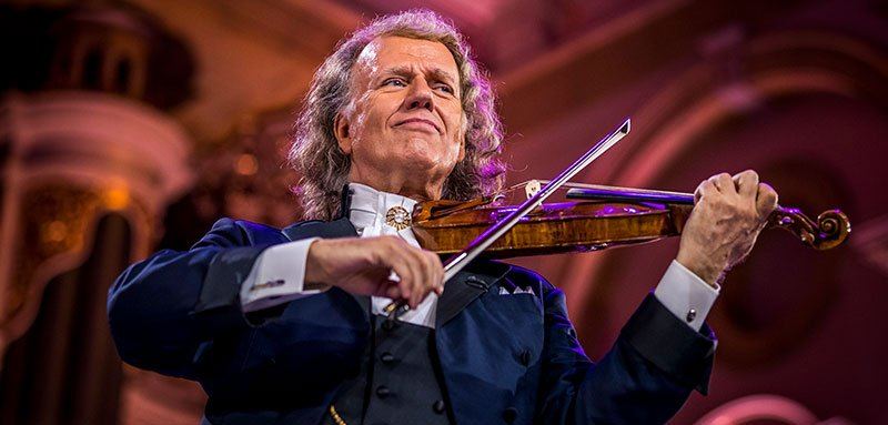 André Rieu New Year's Concert from Sydney