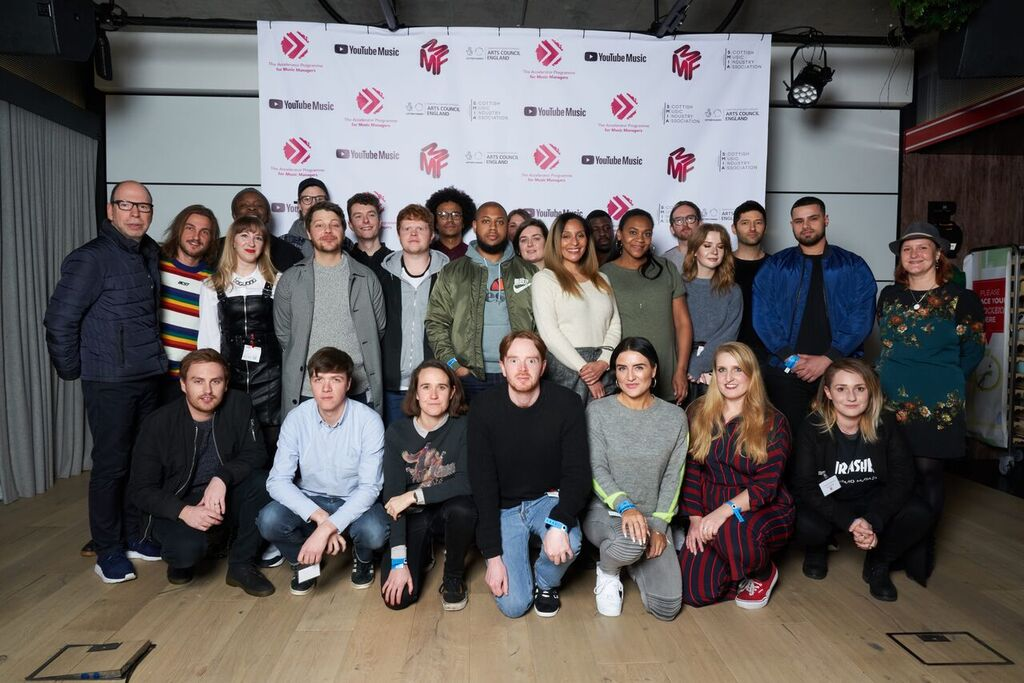 MMF reveals beneficiaries of the Accelerator Programme for Music Management