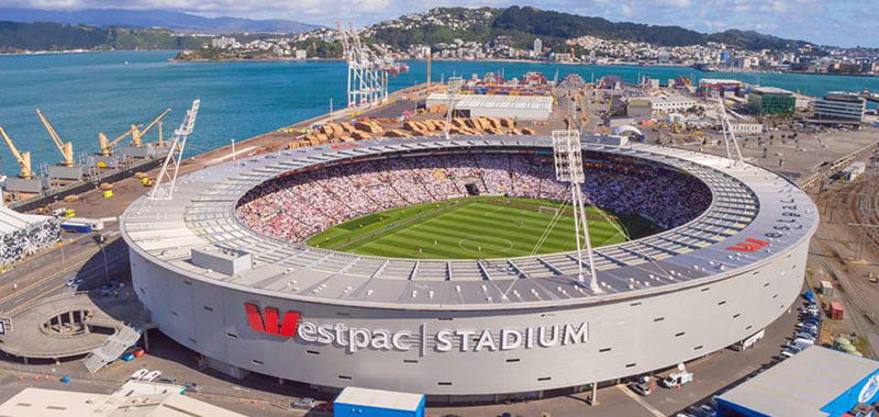 Eminem Westpac Stadium Wellington, New Zealand