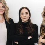 DBA partners Reesa Lake, Raina Penchansky and Vanessa Flaherty