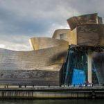 Frank Gehry designed the Bilbao Guggenheim