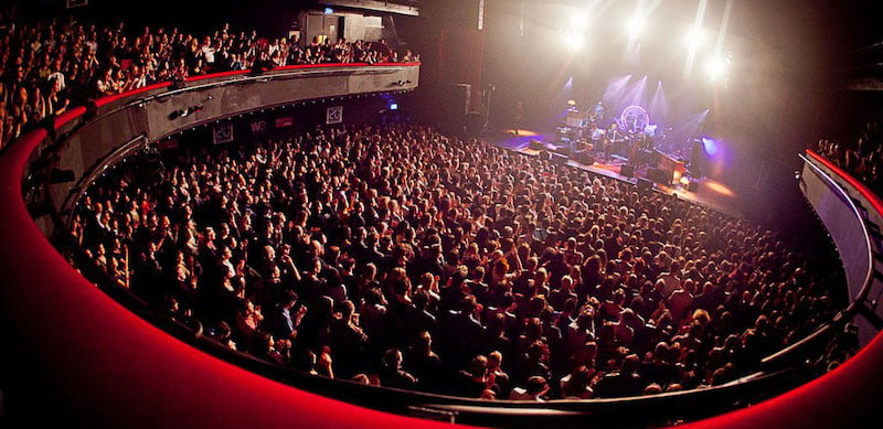 There were 280 shows at the Paris Olympia in 2018