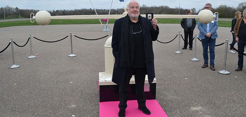 Pinkpop 50 years, Jan Smeets honoured