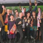 The 2019 AGF Award winners