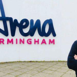 Andy Price, Arena Birmingham