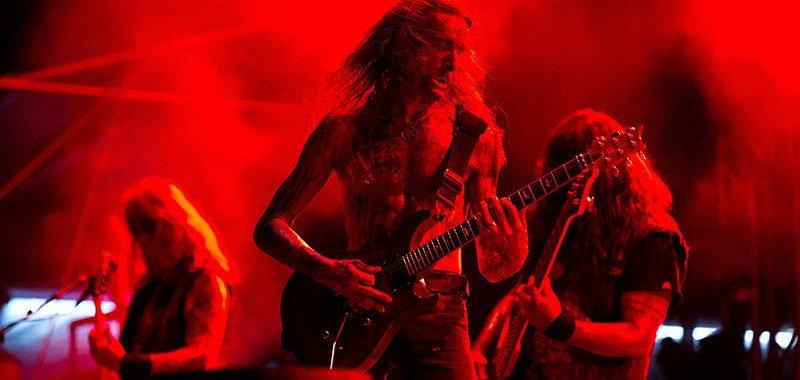 Study: Death metal inspires joy not violence