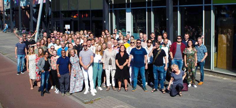 The SPOT Groningen team
