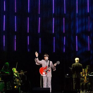 Roy Orbison, Buddy Holly: BASE Hologram tour