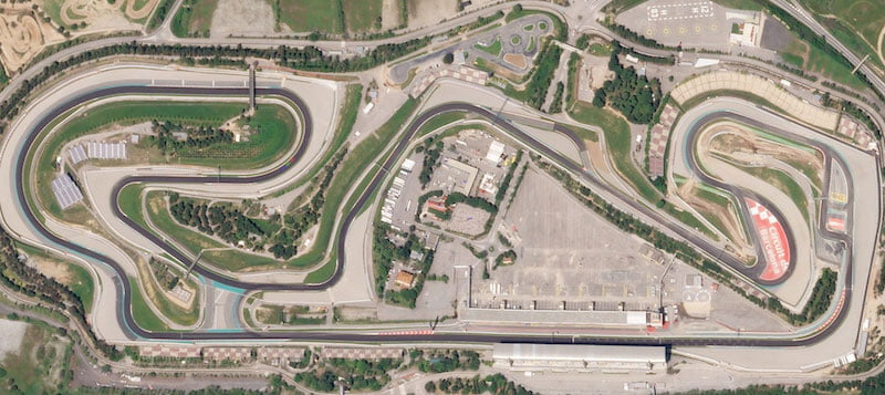 DMF will relocate to the Circuit de Barcelona in Montmeló, near Barcelona