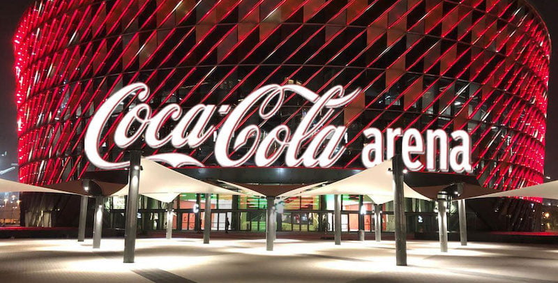 BookMyShow signs partnership with Dubai's Coca-Cola Arena