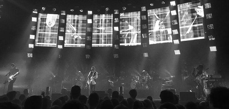 Radiohead drum technician death inquest, Scott Johnson